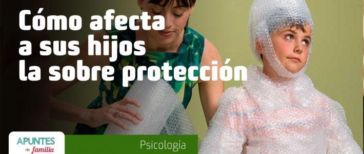 Padres sobre protectores