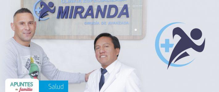 Clínica Especializada  Miranda