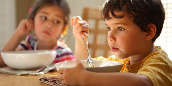 Con la buena alimentación se combate las enfermedades