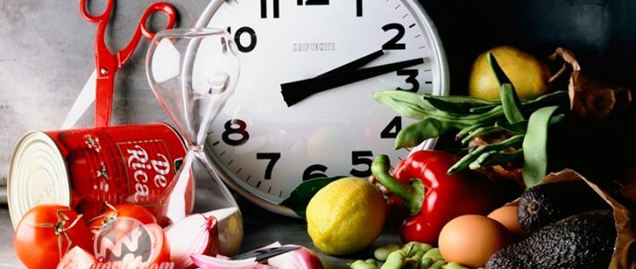 Crononutrición, el  mejor momento para alimentarse