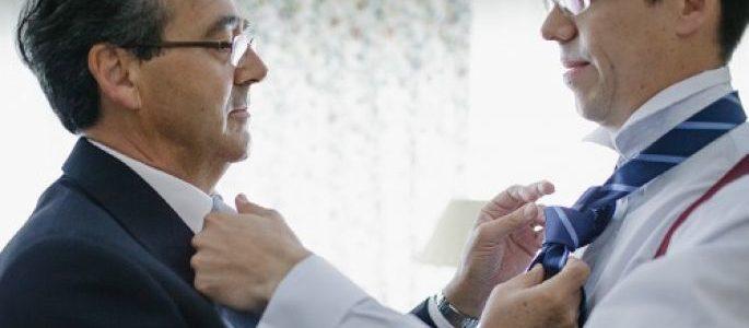 Cómo se prepara el novio para la boda