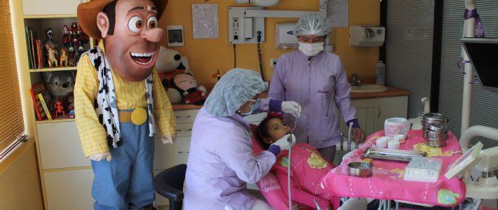 El temor al dentista