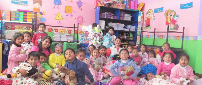 Dinámica divertida para combatir el estrés en los niños